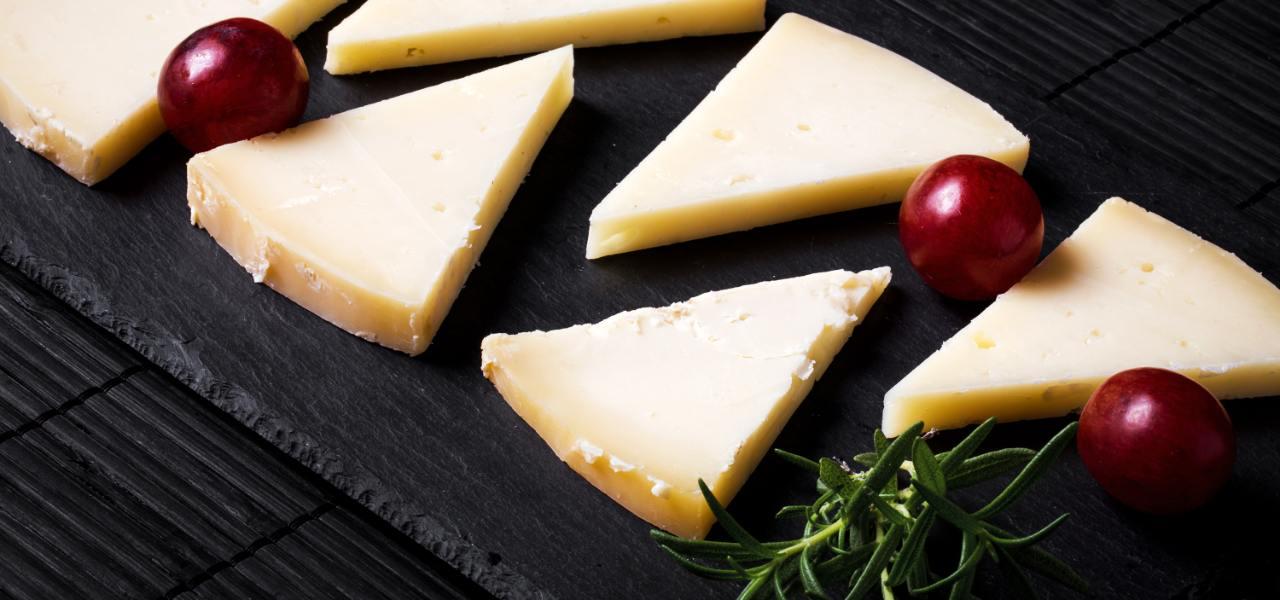 Cata de quesos manchegos