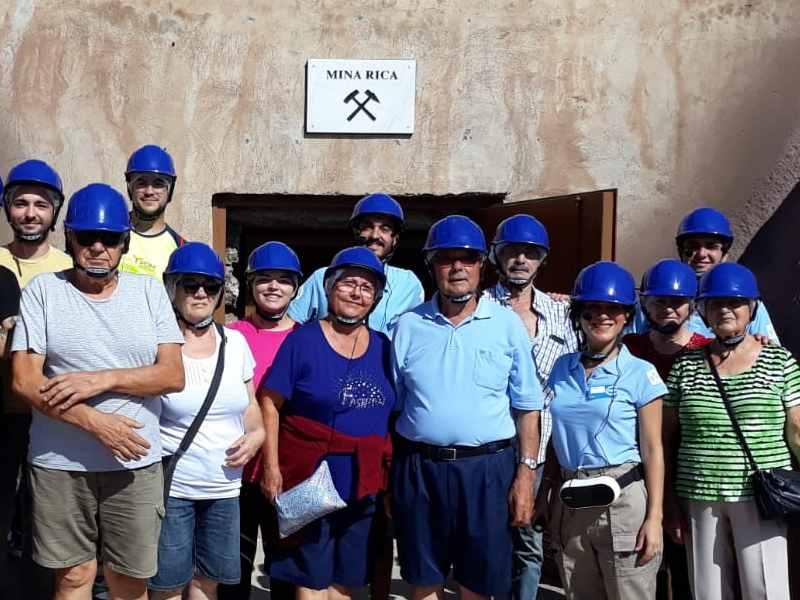 Experiencia visita Geoda de Pulpí, Mojácar
