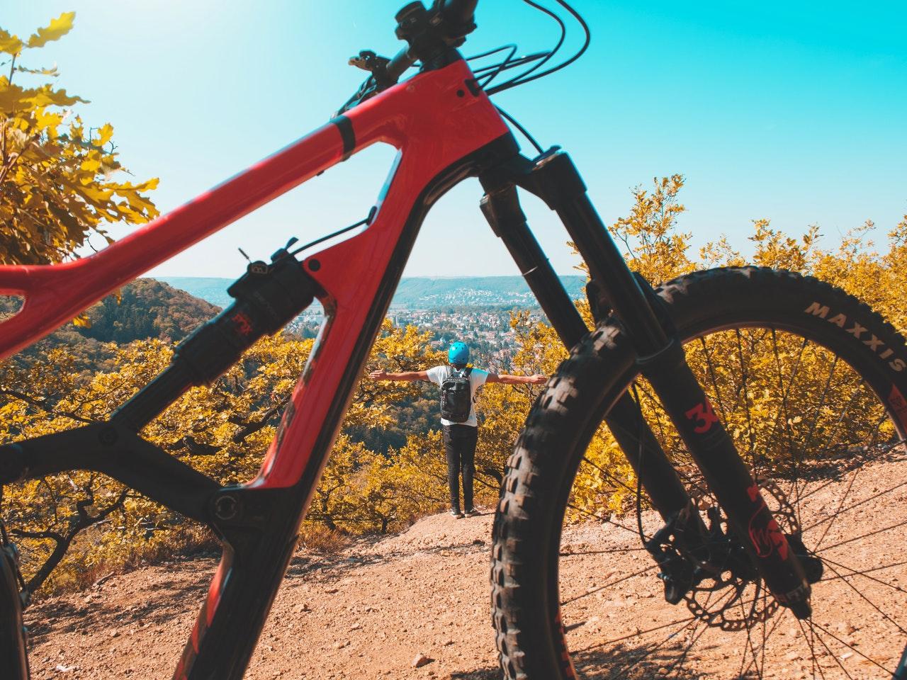Ruta en bicicleta Hotel Castilla ***