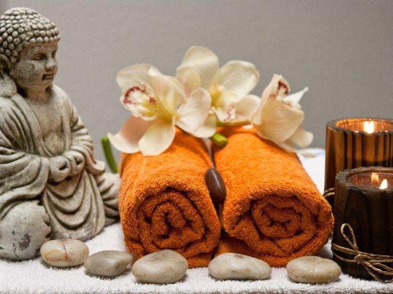 Relax en pareja, Spa y masaje en Hotel 4*