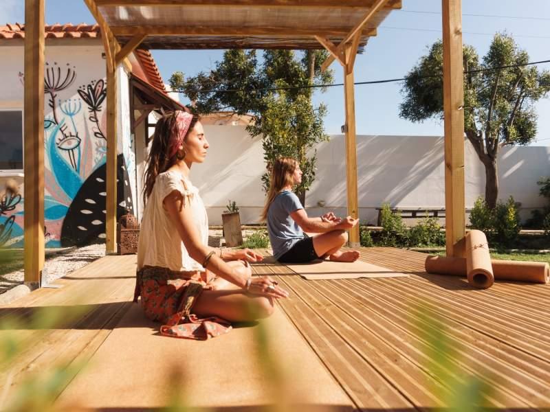 Retiro de Yoga: Vibre Mais