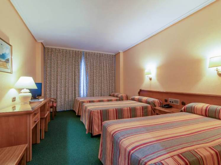 Hospedium Hotel Europa Centro