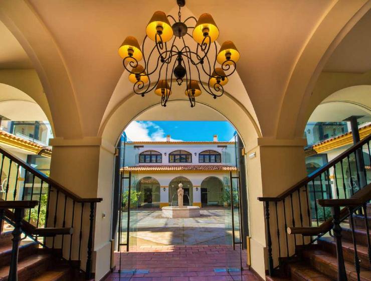 Hospedium Hotel Cortijo Santa Cruz