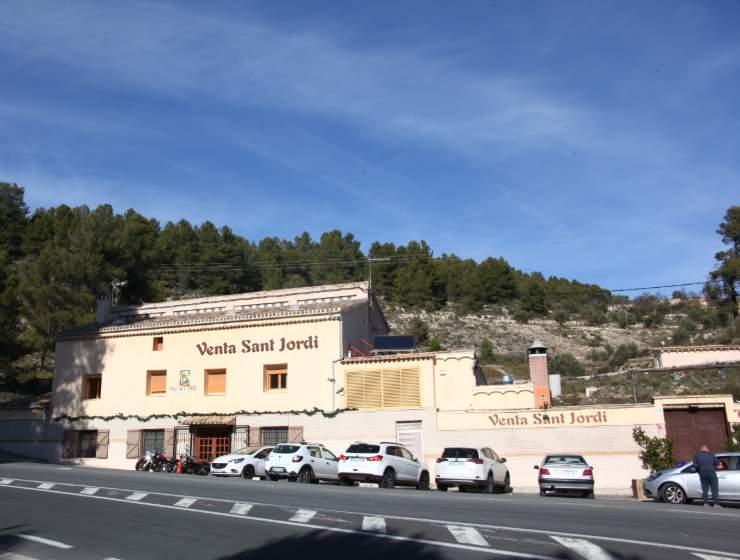 Hospedium Hotel Rural Venta Sant Jordi