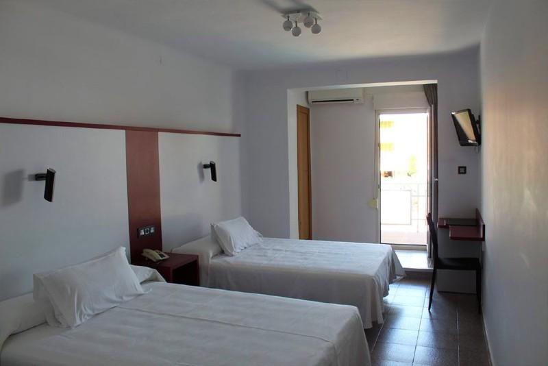 Hospedium Hotel Continental Mojácar