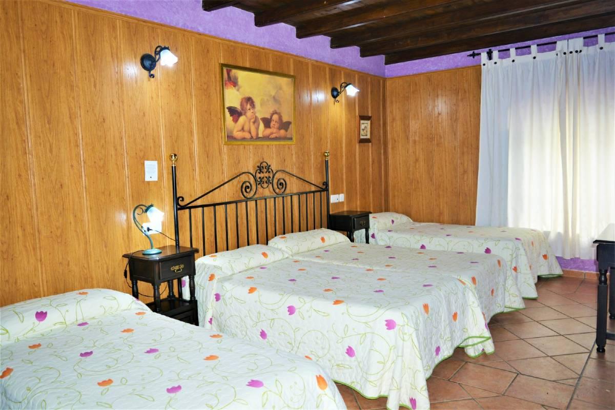 Hospedium Hotel Rural Soterraña